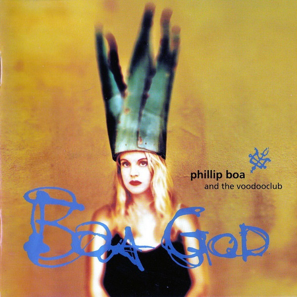 Phillip Boa & the Voodooclub, God, 1994
