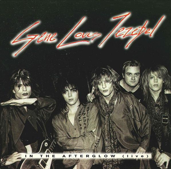 Gene Loves Jezebel, In the Afterglow, Live, 1995