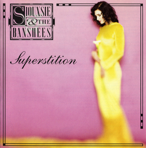 siouxsie and the banshees, superstition, 1991