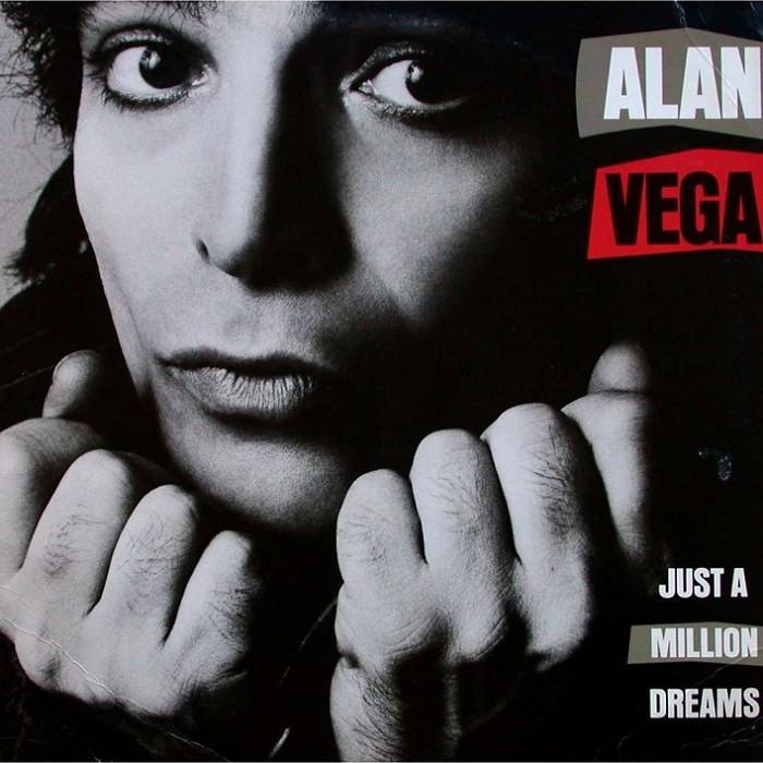 Alan Vega, Just a Million Dreams, 1985