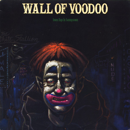 Wall of Voodoo - Seven Days in... (1985)