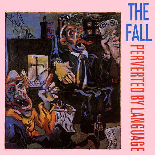 the fall, perverted by language, 1983