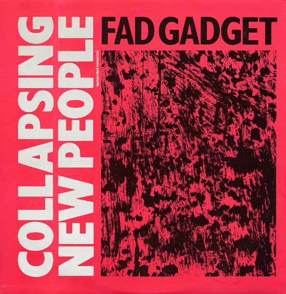 fad gadget, collapsing new people, 1983
