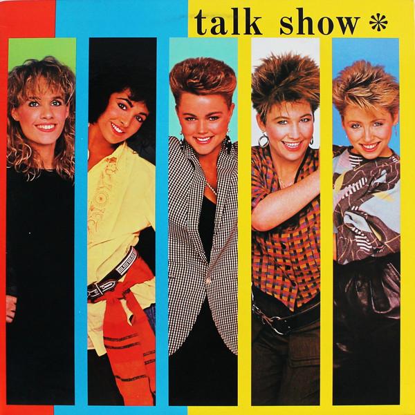 go-go's, talk show, 1984