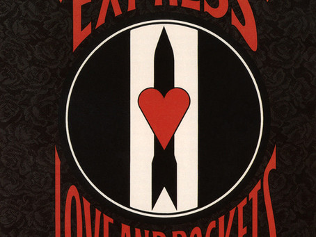 Love and Rockets - Express (1986)