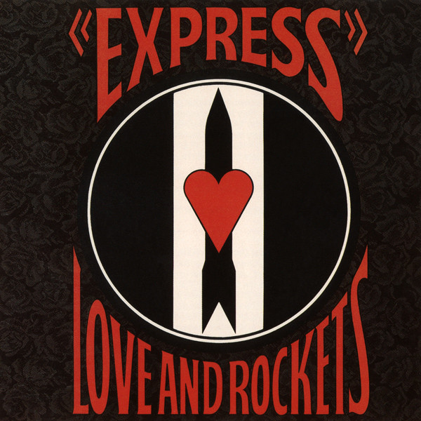 love and rockets, express, 1986