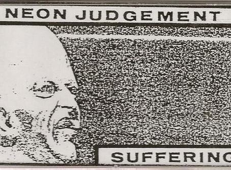 Neon Judgement - Suffering (1981)