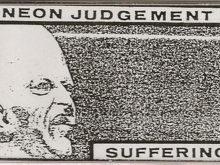 Neon Judgement - Suffering (1981)