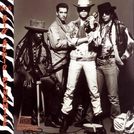 Big Audio Dynamite - This is B.A.D. (1985)