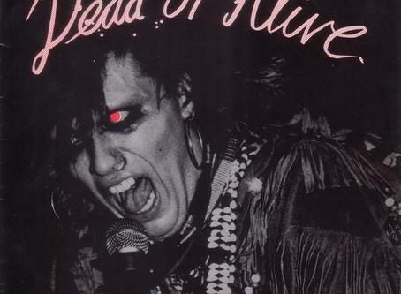 Dead or Alive - I'm Falling 7'' (1980)