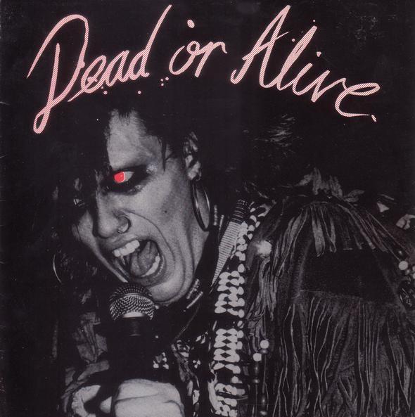 Dead or Alive, I'm Falling, 7'', 1980