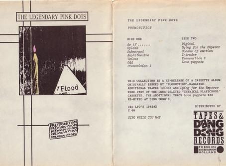 Legendary Pink Dots - Premonition (1982)