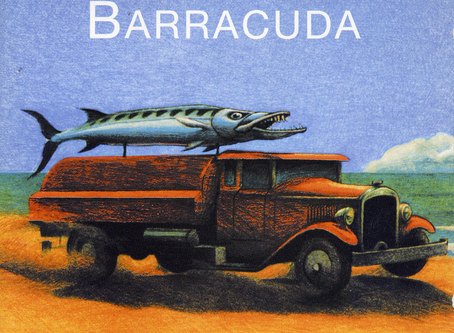 Quantum Jump - Barracuda (1977)