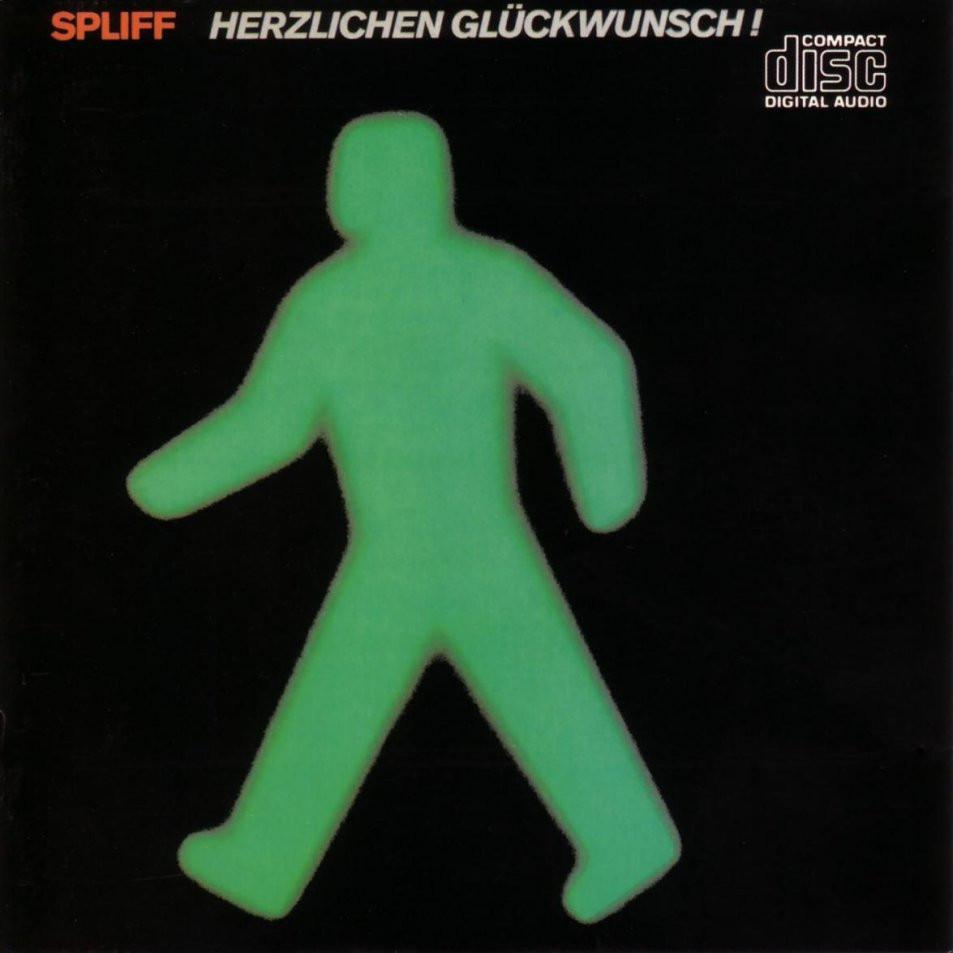 spliff, herzlichen gluckwunsch, 1982, front, cover