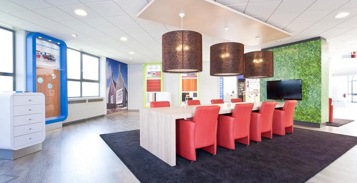 pak, projectrealisatie, projecten,interieur, displays, plastica, showroom, waalwijk