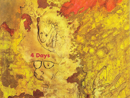 Legendary Pink Dots - Four Days (1990)