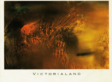 Cocteau Twins - Victorialand (1986)