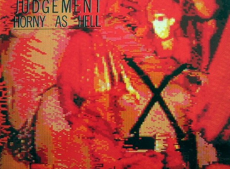 the Neon Judgement - Horny as Hell (1987)
