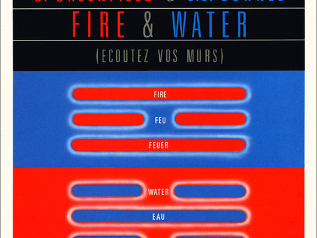 D. Greenfield & J.J. Burnel - Fire & Water (1983)