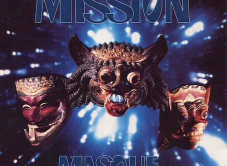 the Mission - Masque (1992)