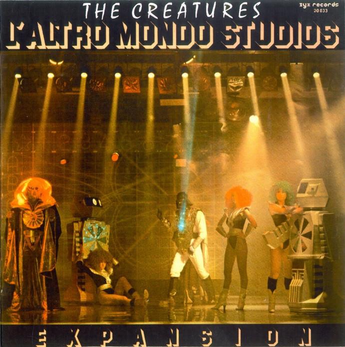 the Creatures, Expansion, l'Altro Mondo Studios, 1982