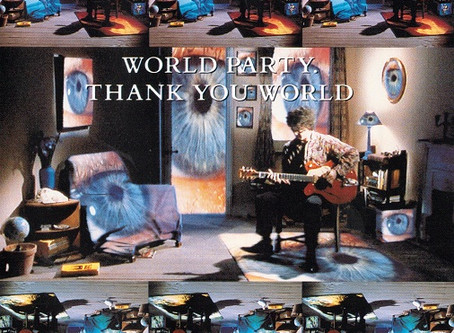 World Party - Thank You World EP (1991)