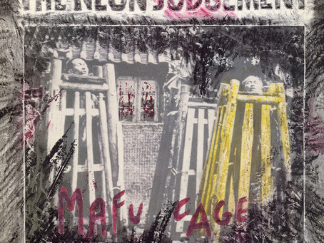 the Neon Judgement - Mafu Cage (1986)