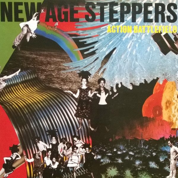 new age steppers, action battlefield, 1981