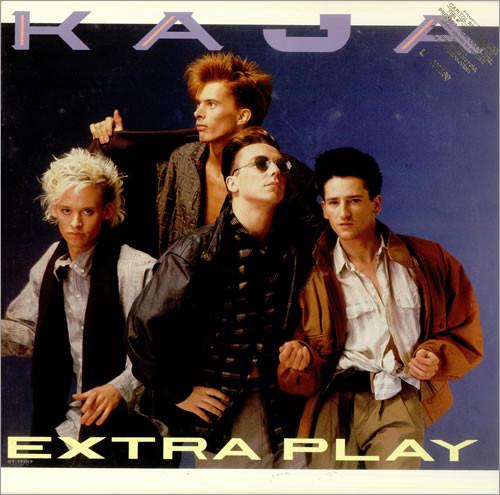 kaja, extra play, 1984