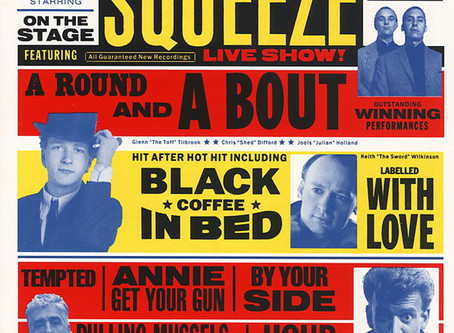 Squeeze - a Round and a Bout (1990)