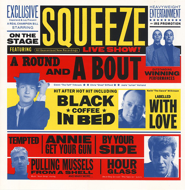 Squeeze, a Round and a Bout, 1990