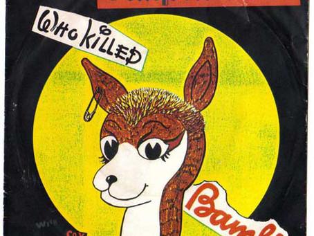 Tenpole Tudor w. Sex Pistols - Who Killed Bambi 7'' (1981)