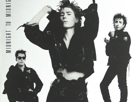 the Psychedelic Furs - Midnight to Midnight (1987)