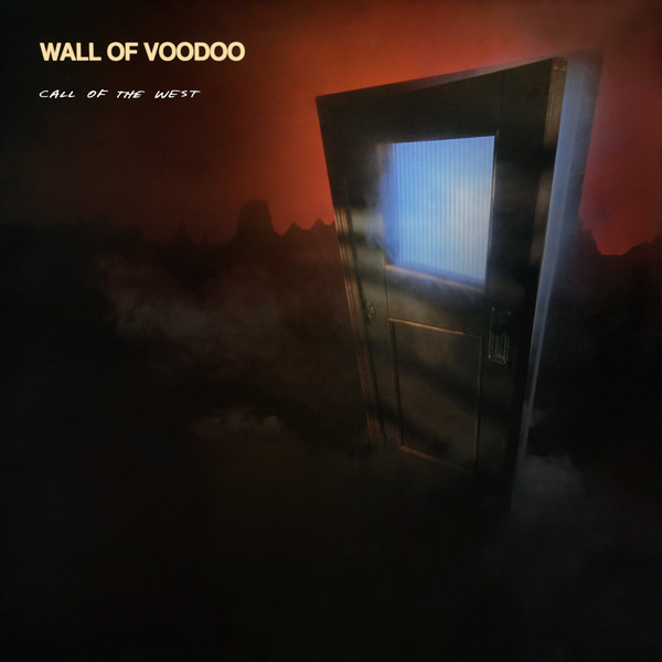 wall of voodoo, call of the west, 1982, front, cover