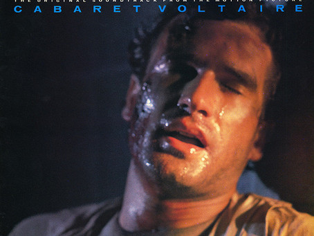 Cabaret Voltaire - Johnny Yesno (1983)