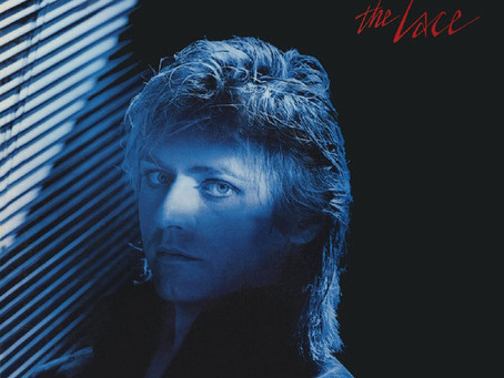 Benjamin Orr - the Lace (1986)