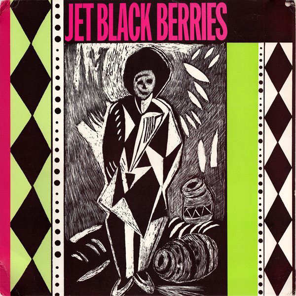 the Jet Black Berries, Desperate Fires, 1986