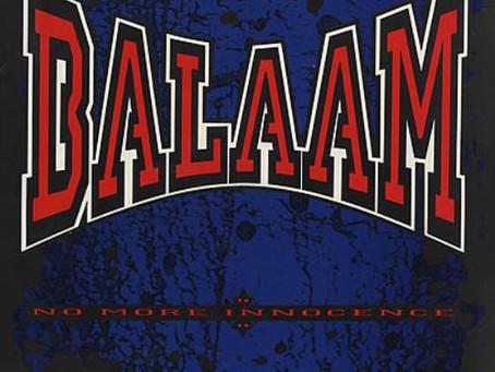 Balaam & the Angel - No More Innocence (1991)
