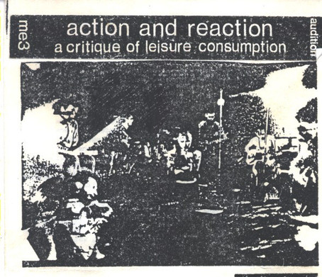 Attrition & Audio Leter - Action and Reaction (1983)