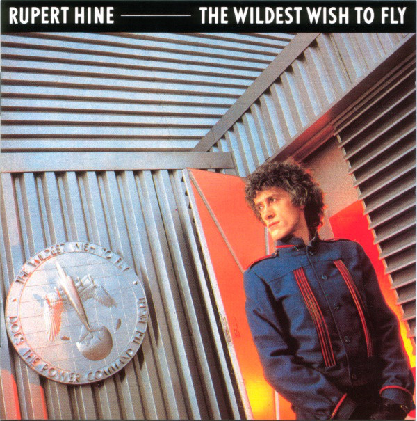 rupert hine, the wildest wish to fly, 1983