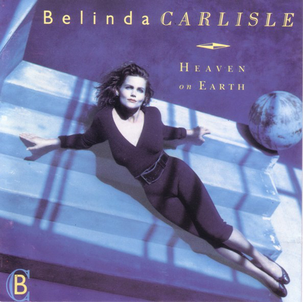 belinda carlisle, heaven on earth, 1987