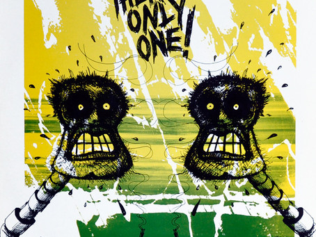 Tones on Tail - There's Only One! 12'' (1982)