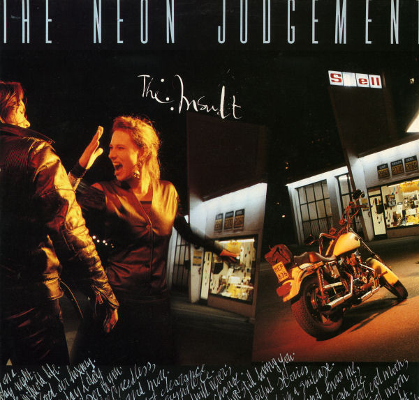 the Neon Judgement, the Insult, 1990