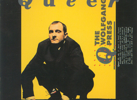 the Wolfgang Press - Queer (1991)