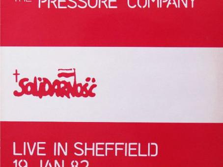 the Pressure Company - Live in Sheffield 19 Jan 82 (1982)