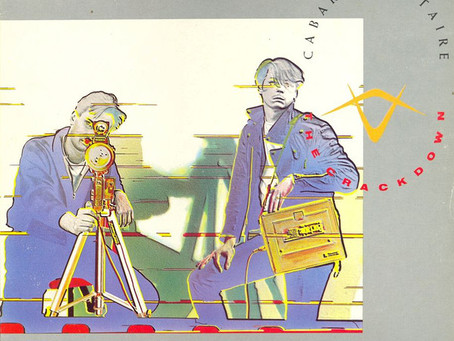 Cabaret Voltaire - the Crackdown (1983)