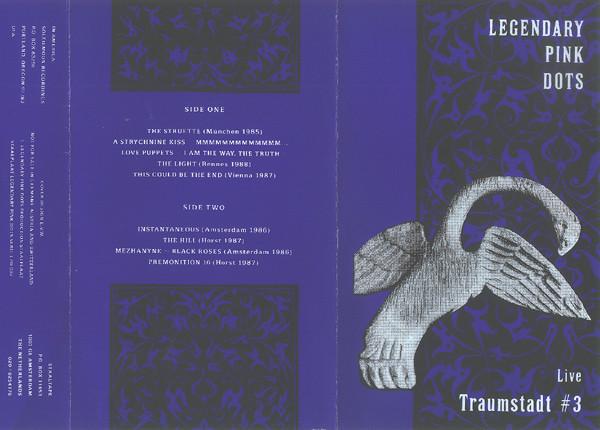 Legendary Pink Dots, Traumstadt, #3, Live, 1988