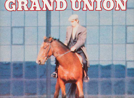 Frank Tovey & the Pyros - Grand Union (1991)