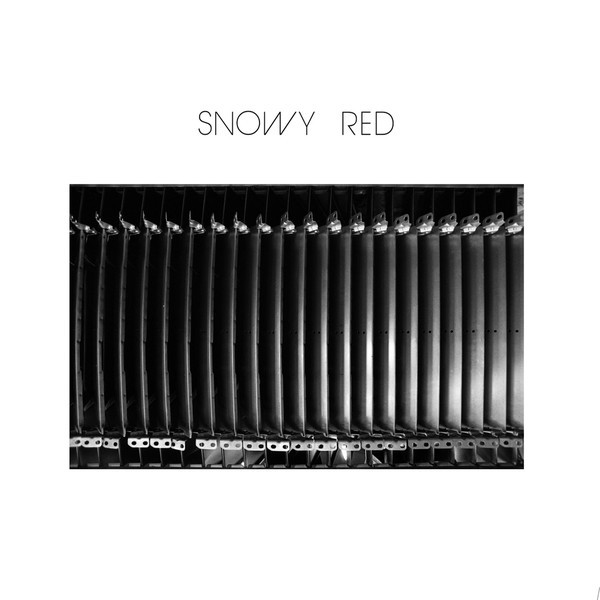 snowy red, snowy red, 1981, front, cover