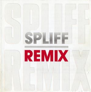 spliff, remix, 1990, front, cover